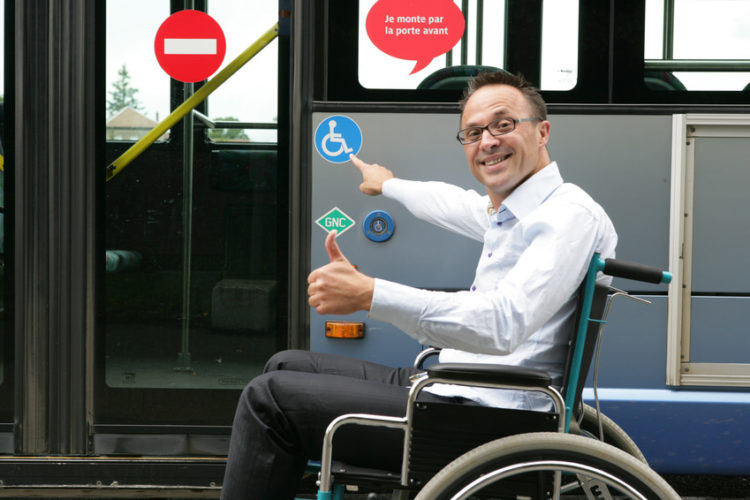 Transports & handicap