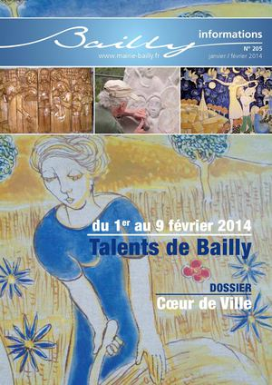 Bailly informations n°205 (Janv-Fév. 2014)