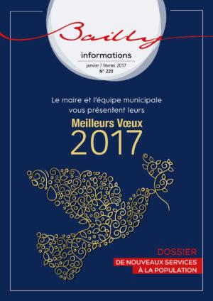 Bailly Informations n°220 (Janv. Févr. 2017)