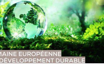 Une semaine du développement durable riche en évènements et rencontres !