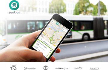 Nouveau ! «Il est où mon bus ?» Réponse avec ZENBUS !