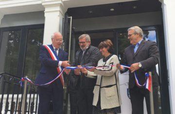 Inauguration Mairie de Tous – 16 sept 2017