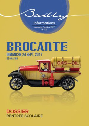 Bailly Informations n°223 (sept-oct 2017)