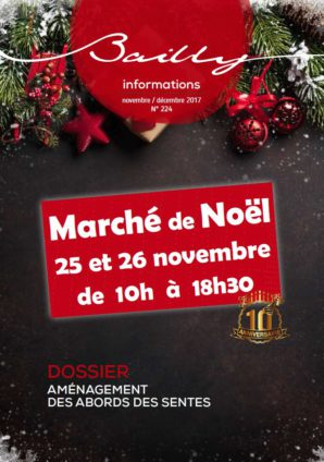Bailly Informations n°224 (nov-déc 2017)