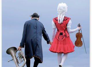 A FONTENAY-LE-FLEURY : Les Rois Vagabonds – Concerto pour 2 clowns