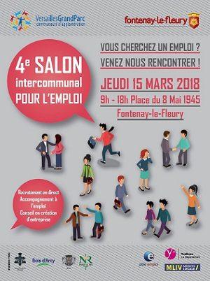 4ème Salon Intercommunal de l'emploi