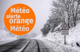 Alerte Orange Neige ou Verglas – Journée du 9 février 2018