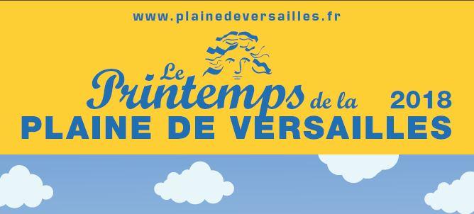 Printemps de la Plaine de Versailles 2018