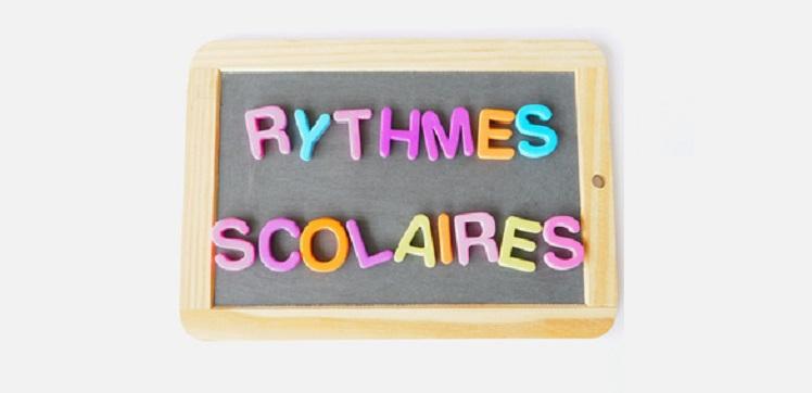 Rentrée 2018/2019 – Rythmes scolaires