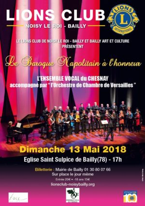 Festival musical de Bailly