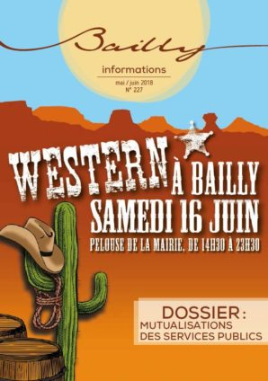 Bailly Informations n°227 (mai-juin 2018)