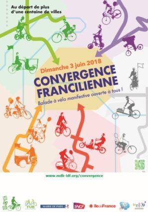 Journée mondiale du vélo – Convergence francilienne : tous à vélo vers Paris !