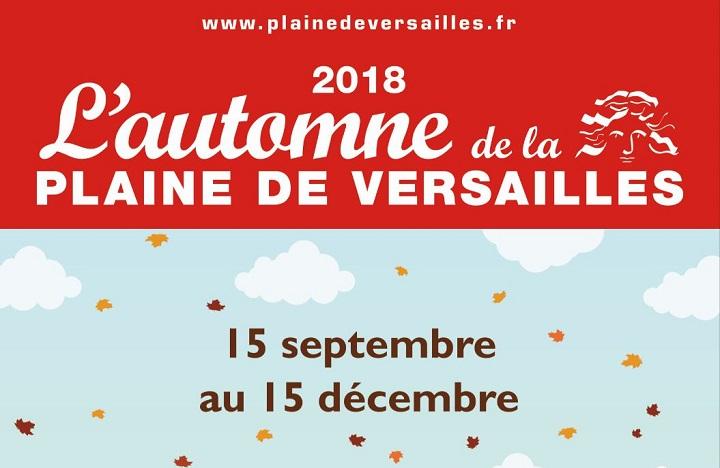 L'automne de la Plaine de Versailles 2018