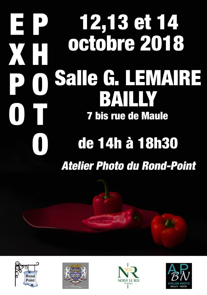 Expo photo Le Rond Point