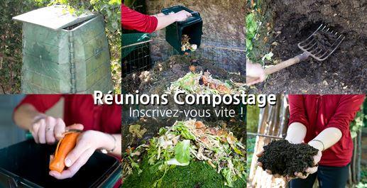 Prochaine réunion compostage : 17 octobre à Noisy-le-Roi