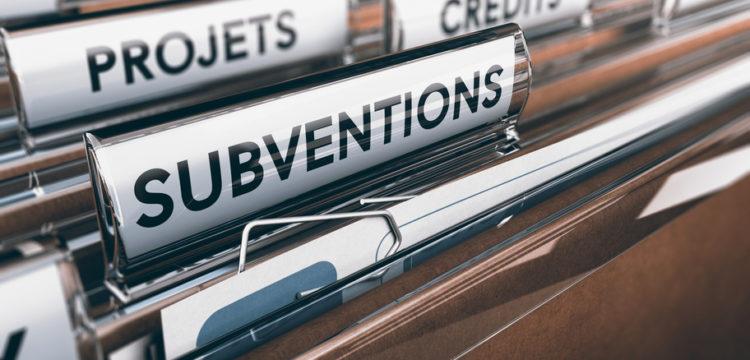 Dossier de demande de suventions pour les associations pour l'année 2021