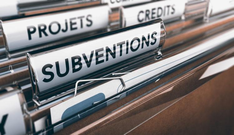 Dossier de demande de suventions pour les associations pour l'année 2020