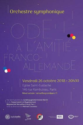 Ode à l'amitié franco-allemande