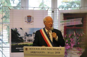 Accueil des nouveaux arrivants 2018 et Remise du prix du concours des jardins et balcons fleuris