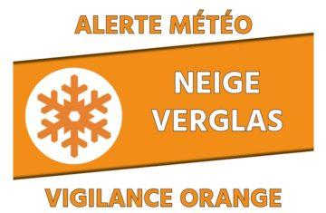 Alerte orange Neige/Verglas dans les Yvelines samedi 16 janvier