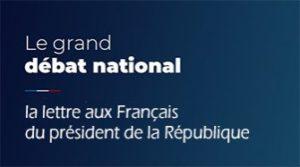 Lettre de Monsieur le Président de la République adressée à tous les français