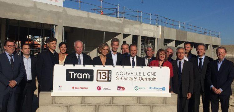 En quoi le projet Tram 13 Express est-il essentiel pour la région Ile-de-France ? Valérie PECRESSE répond…