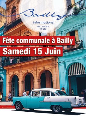 Bailly Informations n°232 (mai juin 2019)