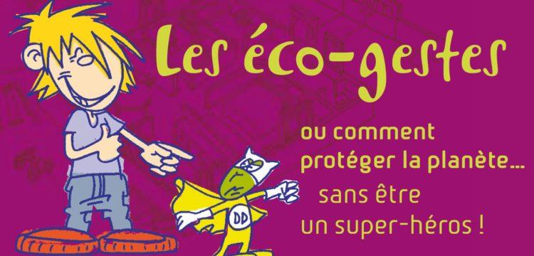 Exposition sur les éco-gestes jusqu'au 7 juin