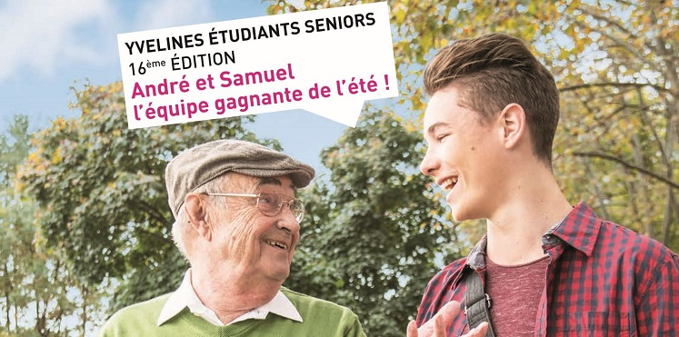 DISPOSITIF YVELINES ETUDIANTS SENIORS