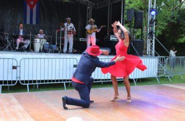 La fête communale sous les couleurs de Cuba !