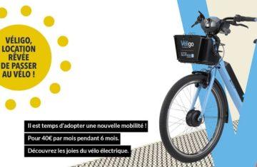 «Véligo, location rêvée de passer au vélo !»