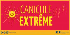 Alerte ROUGE Canicule