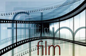 Tournage de films sur la commune