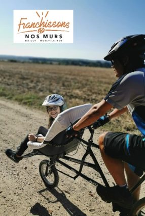 Franchissons Nos Murs – Bike and Run en joëlette
