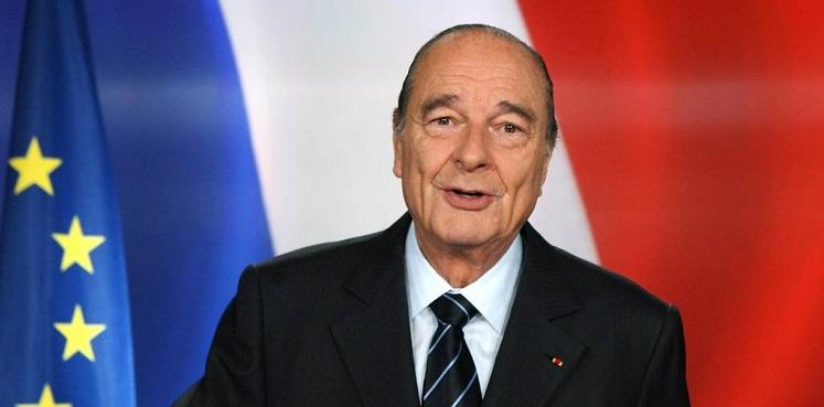 Hommage au président Jacques Chirac