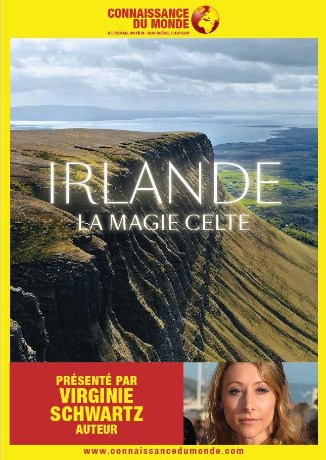 CONNAISSANCE DU MONDE – Irlande : la magie celte