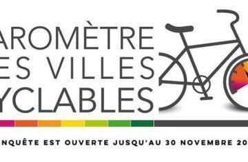 Enquête cycliste, jusqu'au 30 novembre