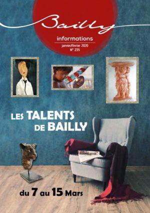 Bailly Informations n°235 (janv-fév 2020)