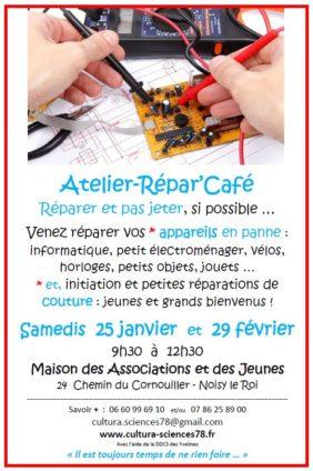 Atelier Répar'café