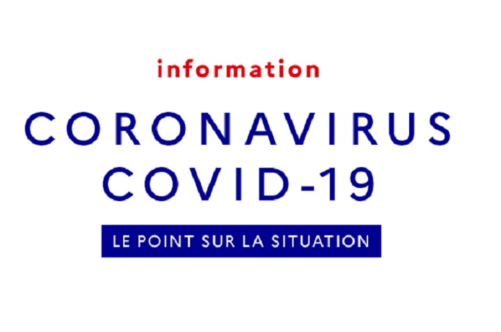 INFORMATION NATIONALE COVID-19  – 29 mai 2020