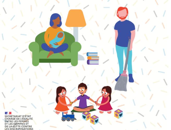 GARDE D'ENFANTS EN PÉRIODE DE CONFINEMENT et DÉCONFINEMENT
