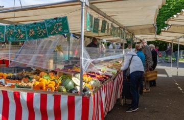 Votre marché – accueil et fonctionnement