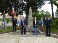 Commémoration du 8 mai 2020 (Confinement COVID 19)