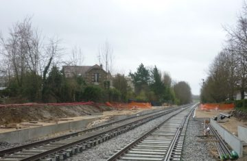 Tram 13 – Reprise des travaux secteur sud
