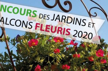 Concours des jardins et balcons fleuris : 3ème édition !