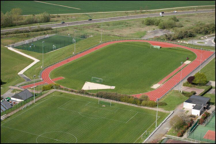 Réouverture du stade SIBANO