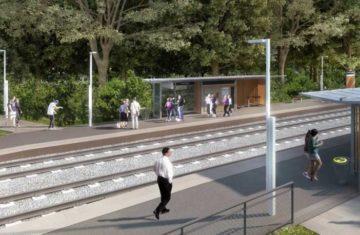 Tram 13 – Circulation de trains-travaux et sécurisation des Passages à Niveau existants