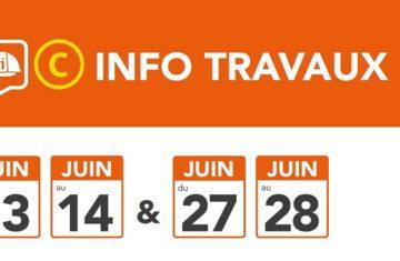 RER C : Infos travaux le week-end du 27/28 juin