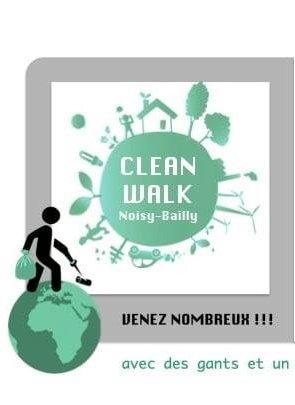 CLEAN WALK avec Bailly/Noisy en Transition