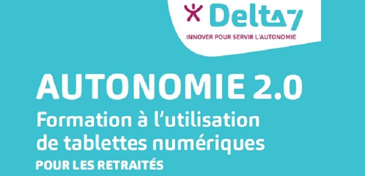 FORMATION GRATUITE AUX TABLETTES NUMERIQUES POUR SENIOR